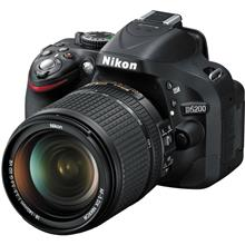 NIKON D5200 Nikkor 18 - 140mm VR Digital Camera